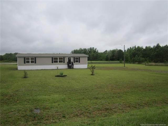 711 Smith Farm Road, Parkton, NC 28371 (MLS #633223) :: Freedom & Family Realty