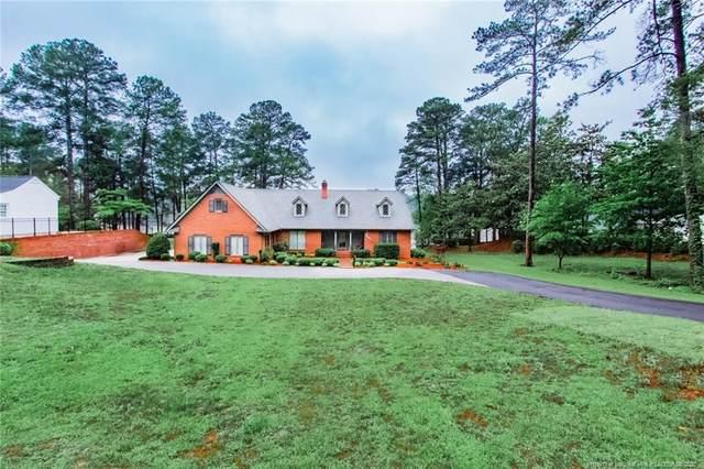 506 Forest Lake Road, Fayetteville, NC 28305 (MLS #633230) :: Weichert Realtors, On-Site Associates