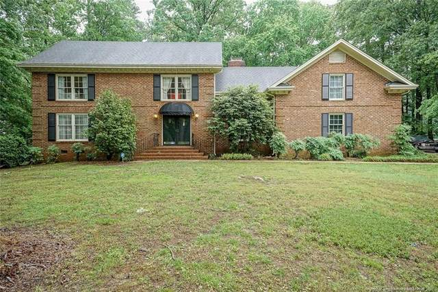503 Queensferry Road, CARY, NC 27511 (MLS #633232) :: The Signature Group Realty Team