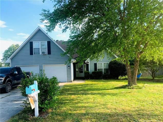 110 Winterfield Drive, Raeford, NC 28376 (MLS #633233) :: Weichert Realtors, On-Site Associates