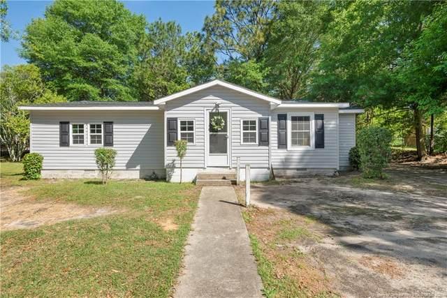 190 S Carlisle Street, Southern Pines, NC 28387 (MLS #633236) :: Weichert Realtors, On-Site Associates