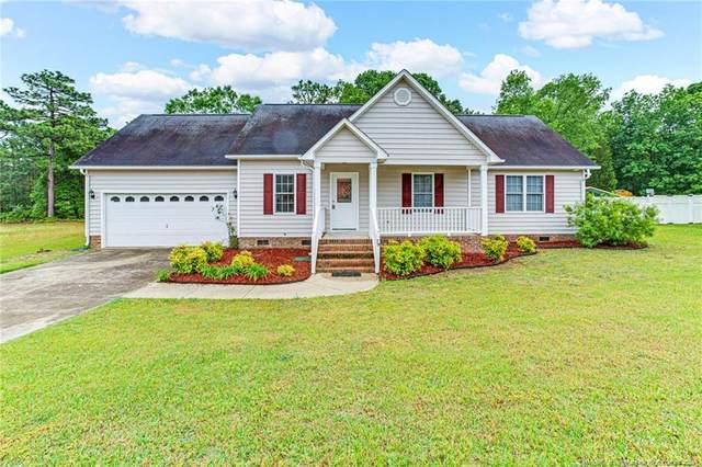 79 Colonial Hills Drive, Lillington, NC 27546 (MLS #633239) :: Weichert Realtors, On-Site Associates