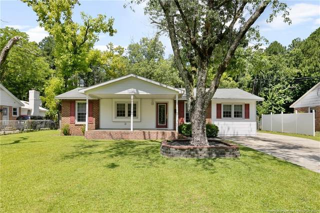 5039 Hampshire Drive, Fayetteville, NC 28311 (MLS #633263) :: Weichert Realtors, On-Site Associates