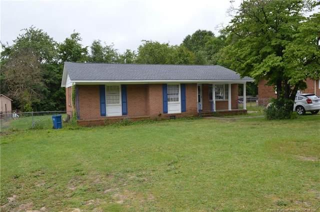 5454 S Sumac Circle, Fayetteville, NC 28304 (MLS #633267) :: Weichert Realtors, On-Site Associates