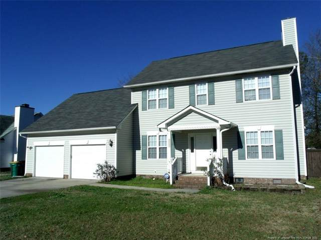 5204 Ahoskie Drive, Hope Mills, NC 28348 (MLS #633268) :: Weichert Realtors, On-Site Associates