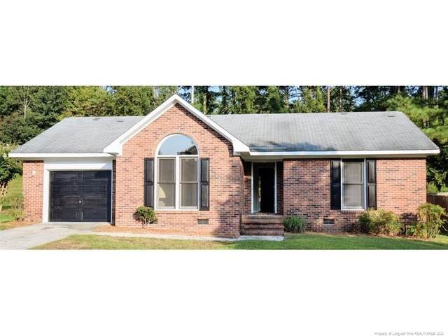 1963 Christopher Way, Fayetteville, NC 28303 (MLS #633272) :: Weichert Realtors, On-Site Associates