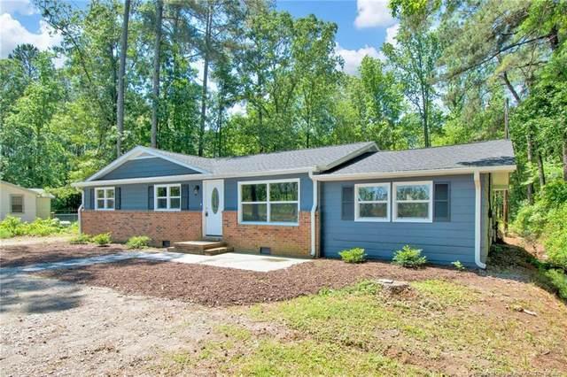 2322 Lindsay Road, Raeford, NC 28376 (MLS #633276) :: Weichert Realtors, On-Site Associates