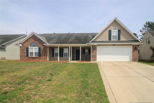 2301 Gray Goose Loop, Fayetteville, NC 28306 (MLS #633278) :: Weichert Realtors, On-Site Associates