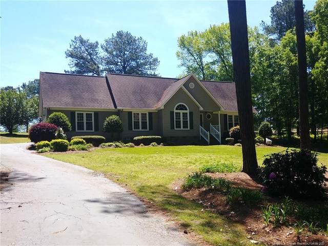 5901 Mockingbird Lane, Sanford, NC 27332 (MLS #633280) :: Weichert Realtors, On-Site Associates