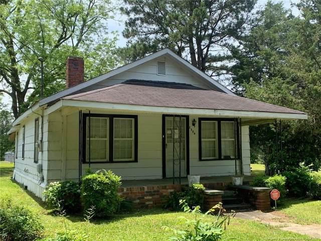 2504 Alexander Street, Lumberton, NC 28358 (MLS #633293) :: Weichert Realtors, On-Site Associates