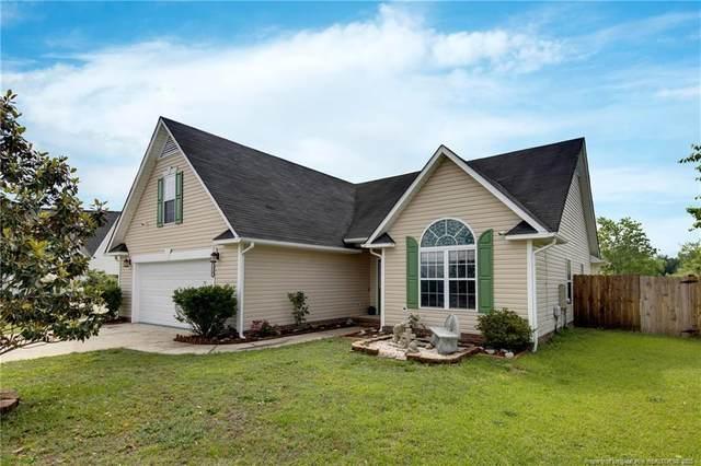119 Garfield Drive, Raeford, NC 28376 (MLS #633299) :: Weichert Realtors, On-Site Associates