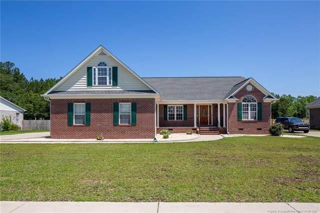 3746 Lockerbie Court, Fayetteville, NC 28306 (MLS #633302) :: Weichert Realtors, On-Site Associates