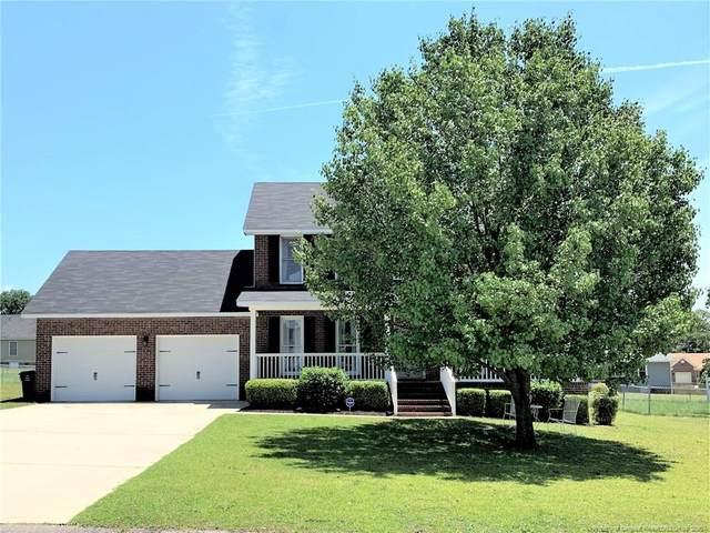 355 Eileen Drive, Spring Lake, NC 28390 (MLS #633307) :: Weichert Realtors, On-Site Associates