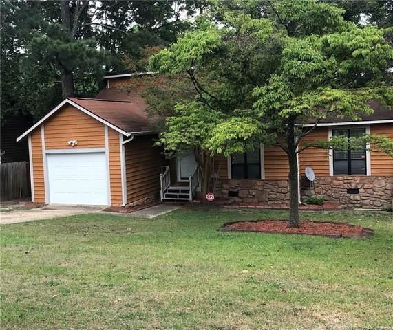 4416 Briton Circle, Fayetteville, NC 28314 (MLS #633308) :: Weichert Realtors, On-Site Associates