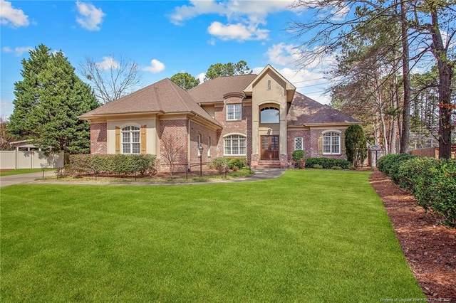 3653 Glenbarry Circle, Fayetteville, NC 28314 (MLS #633309) :: Weichert Realtors, On-Site Associates