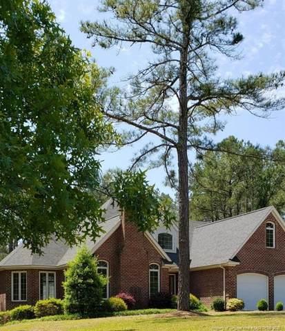 15600 Fox Lane, Wagram, NC 28396 (MLS #633314) :: Weichert Realtors, On-Site Associates