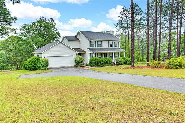 515 Pine Top Drive, Carthage, NC 28327 (MLS #633315) :: The Signature Group Realty Team