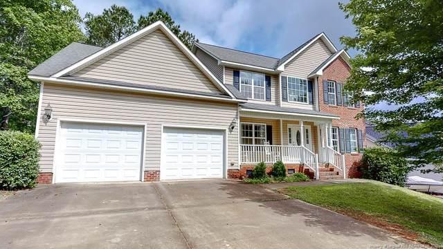 227 Carolina Way, Sanford, NC 27332 (MLS #633322) :: Weichert Realtors, On-Site Associates