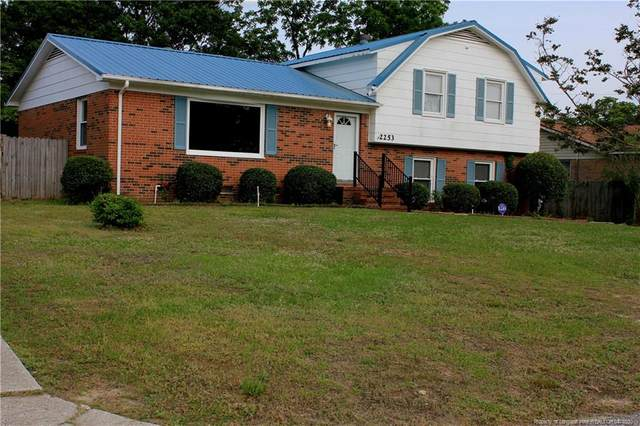 2253 Stanton Street, Fayetteville, NC 28304 (MLS #633323) :: Weichert Realtors, On-Site Associates