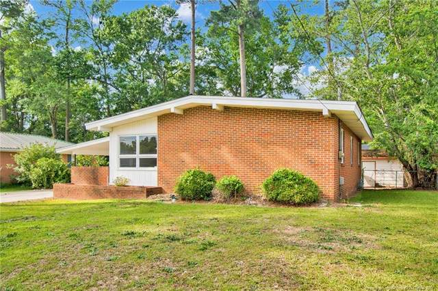 1409 Mcarthur Street, Lumberton, NC 28358 (MLS #633332) :: Premier Team of Litchfield Realty