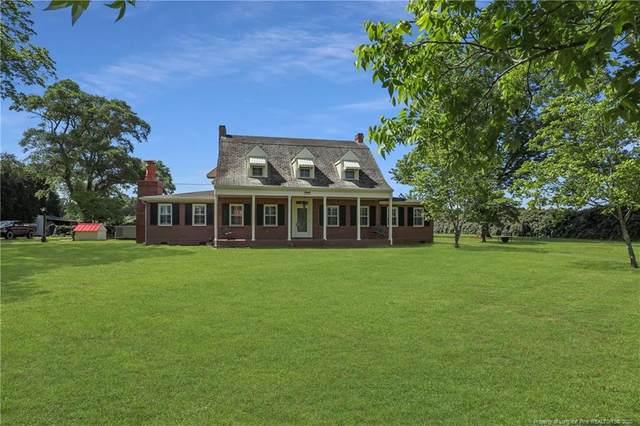 2588 Ebenezer Church Road, Coats, NC 27521 (MLS #633349) :: Weichert Realtors, On-Site Associates