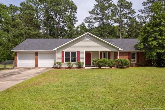 7173 Mazarron Drive, Fayetteville, NC 28314 (MLS #633363) :: Weichert Realtors, On-Site Associates