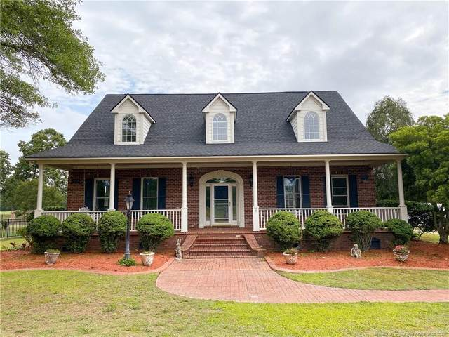 1000 Wild Pine Drive, Fayetteville, NC 28312 (MLS #633370) :: Weichert Realtors, On-Site Associates