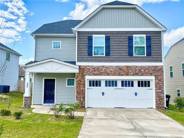 37 Hallow Oak Street, Spring Lake, NC 28390 (MLS #633378) :: Weichert Realtors, On-Site Associates