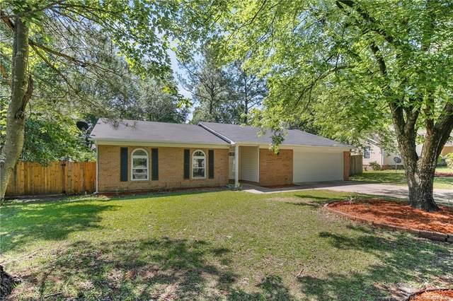 7091 Calamar Drive, Fayetteville, NC 28314 (MLS #633410) :: Weichert Realtors, On-Site Associates