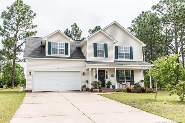 121 Scarlet Oak Circle, Bunnlevel, NC 28323 (MLS #633433) :: Weichert Realtors, On-Site Associates