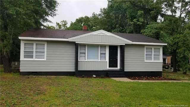 821 Sandalwood Drive, Fayetteville, NC 28304 (MLS #633448) :: Weichert Realtors, On-Site Associates