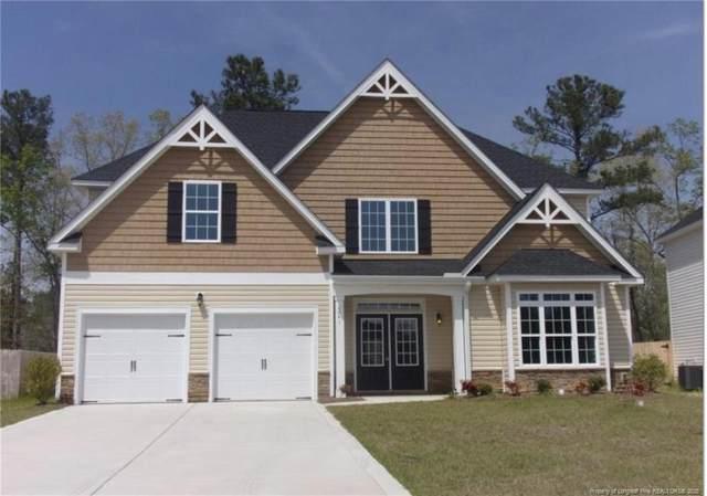 2041 Harrington Road, Fayetteville, NC 28306 (MLS #633530) :: Weichert Realtors, On-Site Associates