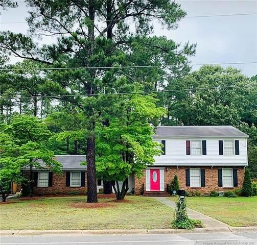 2814 Dartmouth Drive, Fayetteville, NC 28304 (MLS #633541) :: Weichert Realtors, On-Site Associates