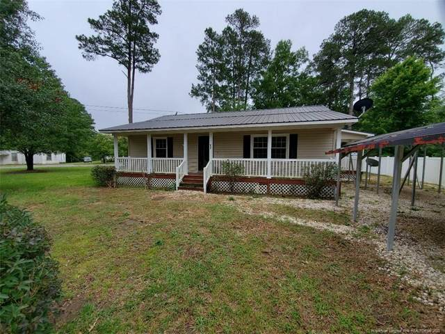 316 Sumner Avenue, Roseboro, NC 28382 (MLS #633543) :: The Signature Group Realty Team