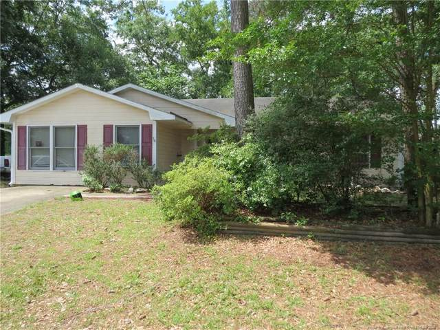 5699 Bauer Street, Hope Mills, NC 28348 (MLS #633621) :: The Signature Group Realty Team