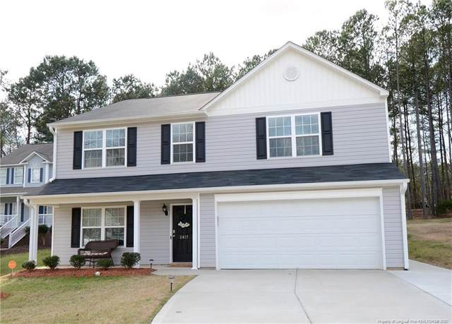2417 Westgate Drive, Sanford, NC 27330 (MLS #633633) :: Freedom & Family Realty