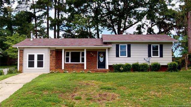 940 Carnegie Drive, Fayetteville, NC 28311 (MLS #633671) :: The Signature Group Realty Team