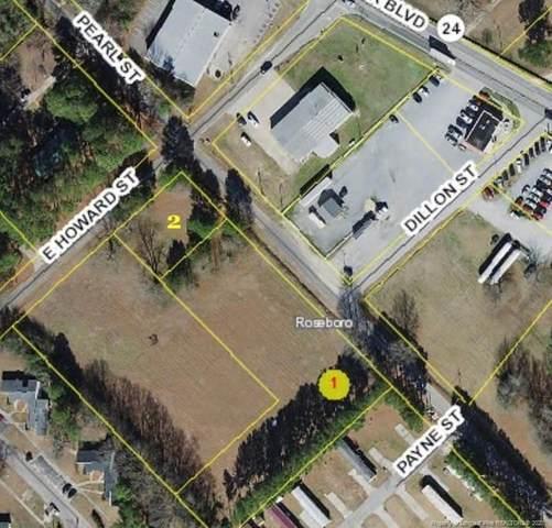 Howard/Pearl Street, Roseboro, NC 28382 (MLS #633742) :: The Signature Group Realty Team