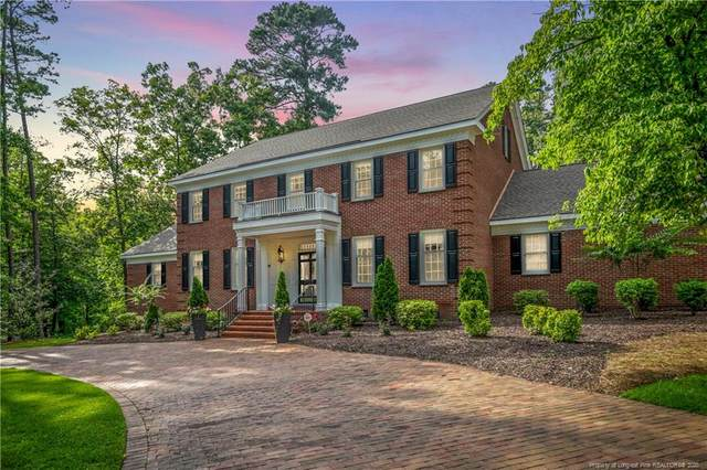 2928 Skye Drive, Fayetteville, NC 28303 (MLS #633766) :: The Signature Group Realty Team
