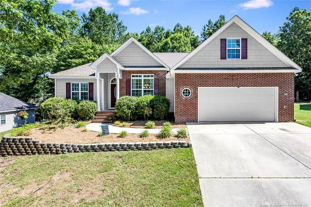 479 Crusaders Drive, Sanford, NC 27330 (MLS #633816) :: Weichert Realtors, On-Site Associates