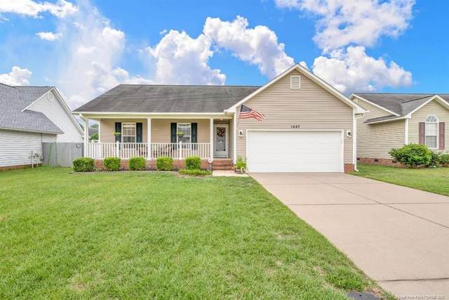 1447 Oldstead Drive, Fayetteville, NC 28306 (MLS #633821) :: Weichert Realtors, On-Site Associates