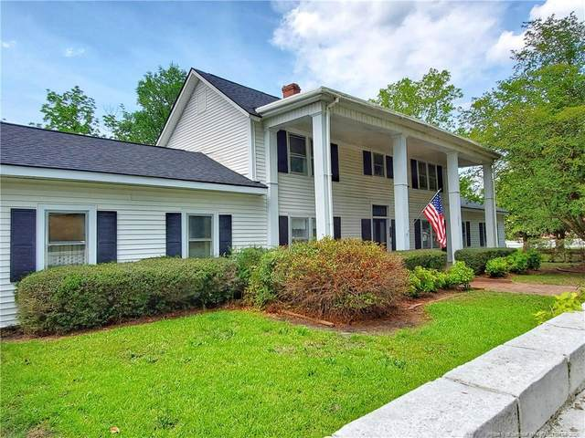 5420 Mcrae Street, Hope Mills, NC 28348 (MLS #633828) :: On Point Realty