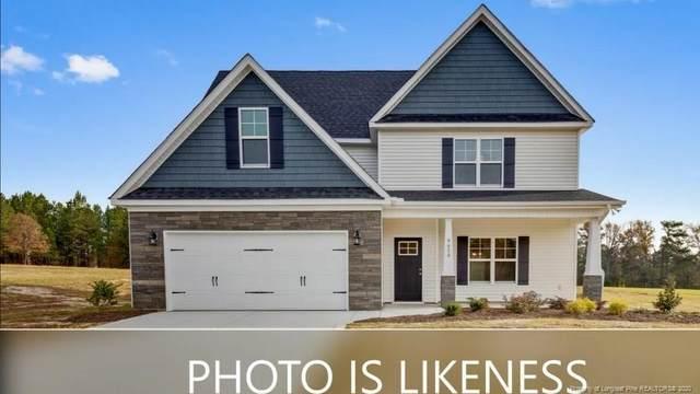 4428 Ben Burns (Lot 1) Lane, Hope Mills, NC 28348 (MLS #634837) :: Moving Forward Real Estate