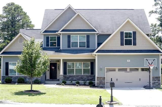 209 Coopers Creek Avenue, Spring Lake, NC 28390 (MLS #634839) :: Weichert Realtors, On-Site Associates
