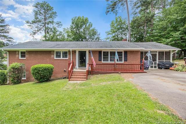 203 Monroe Avenue, Sanford, NC 27330 (MLS #634850) :: Weichert Realtors, On-Site Associates