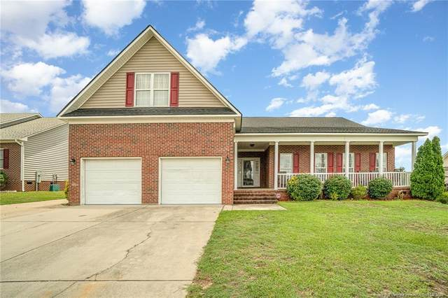 3921 Nikita Drive, Hope Mills, NC 28348 (MLS #634851) :: The Signature Group Realty Team