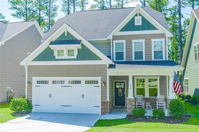 700 Legacy Lakes Way, Aberdeen, NC 28315 (MLS #634877) :: The Signature Group Realty Team