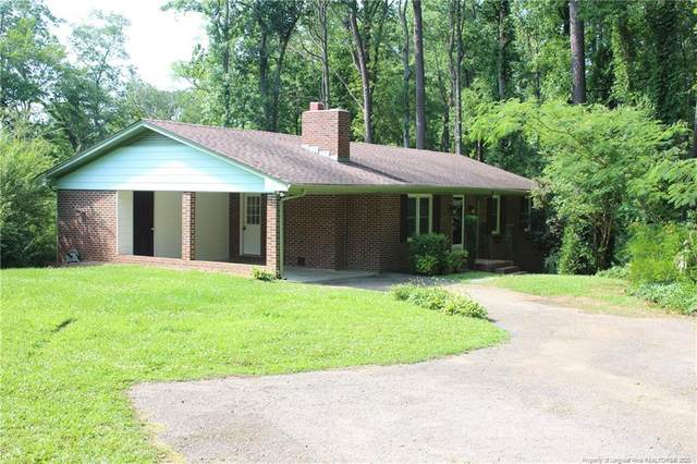 5428 Lemon Springs Road, Sanford, NC 27332 (MLS #634960) :: Weichert Realtors, On-Site Associates
