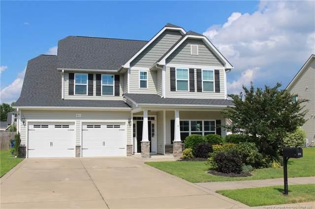 211 Wentworth Drive, Raeford, NC 28376 (MLS #634971) :: Weichert Realtors, On-Site Associates