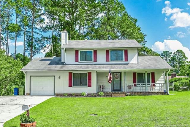 5843 Pettigrew Drive, Fayetteville, NC 28314 (MLS #634987) :: Weichert Realtors, On-Site Associates